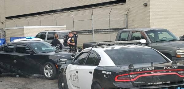 4:30 PM... Disorderly Juvenile Goes to Juvenile Jail