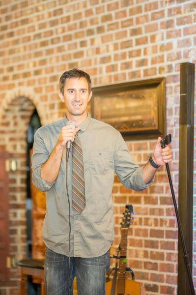 Clayburn Cox Christian Comedy at Friendship Baptist, Geneva, AL