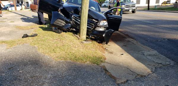 4:04 PM..   Motor Vehicle Accident at West Main and Herring