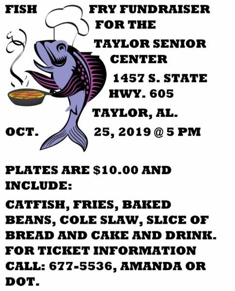 Taylor Fish Fry