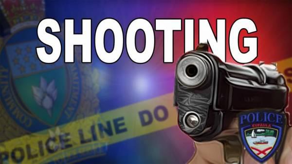 Eufaula Police Investigating a Shooting