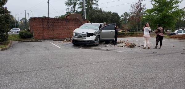 10:37 AM.. Motor Vehicle Accident in the 100 block of North Park Ave