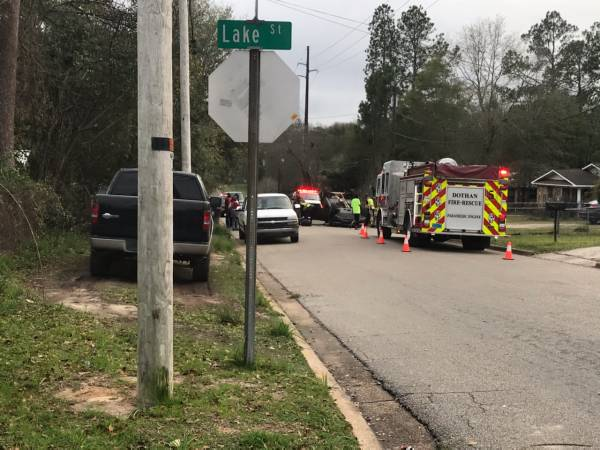 UPDATED @ 3:55 PM    3:41 PM   Motor Vehicle Accident On Sunset Avenue