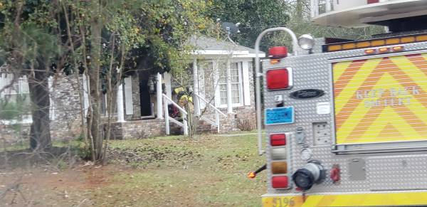 UPDATED at 12:25 PM.  Structure Fire at 303 Haven Drive