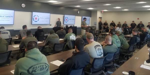 Dothan Police Host the 24th Annual K-9 Seminar