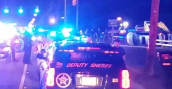 Alabama Trooper in Pursuit on Headland Ave
