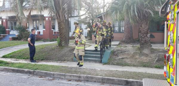 3:48 PM   Structure Fire at 111 North Bell  Street