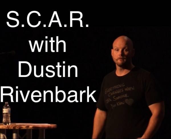 S.C.A.R. with Dustin Rivenbark - Podcast - small dreams Big fear w/ Dustin