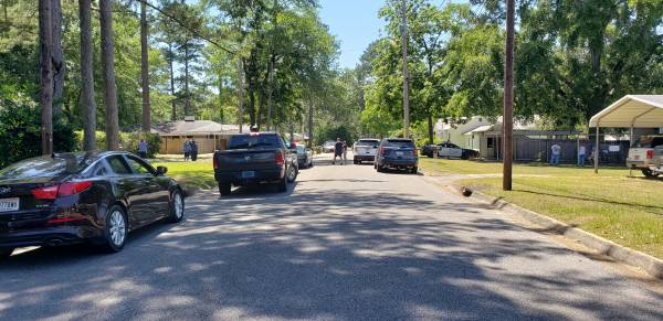 1:41 PM.. Firearm Assault in the 900 Block of Woodland Drive