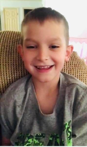 Remembering 8 year old Jaxson Coleson at the Angel Of Hope