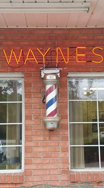Waynes Barber & Beauty Shop Now Open