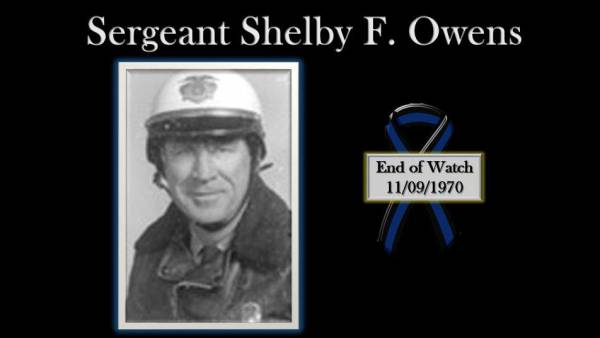 Remembering Sgt. Shelby Owens - Dothan Police Sergeant Killed In Line Of Duty