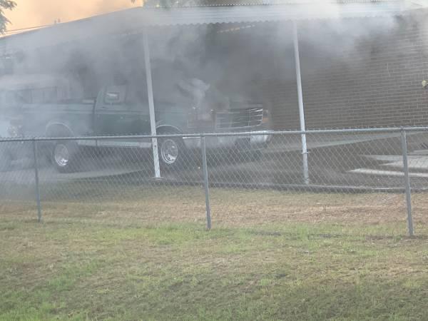 08:04 AM    Kinsey Vehicle Fire