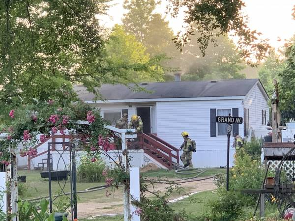8:06 PM    Dothan Fire Has Hodgesville Road Structure Fire