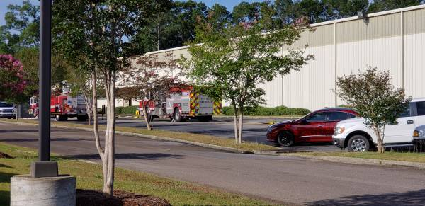 07:55 AM    Dothan Fire On Scene Of Smoke From Ceiling
