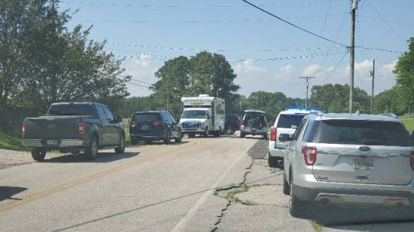 Police unsure why dog was killed along with 7 people in north Alabama