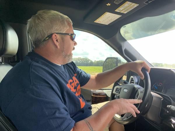 Riding With Bail Enforcement Agent Brandon Brock