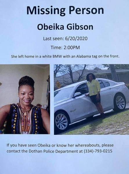 Dothan Police Missing Person