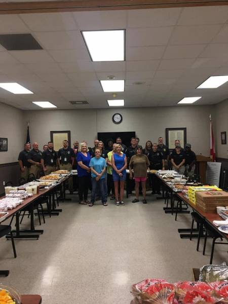 Group Show Dothan Police Support
