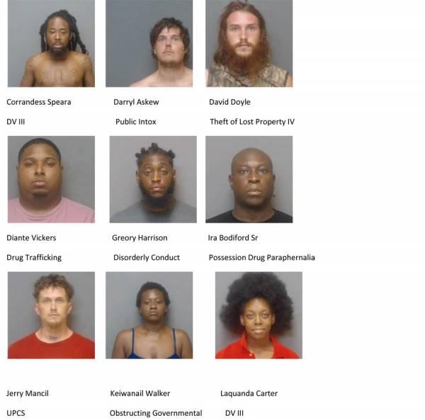 Houston County Mugshots 6/24/2020