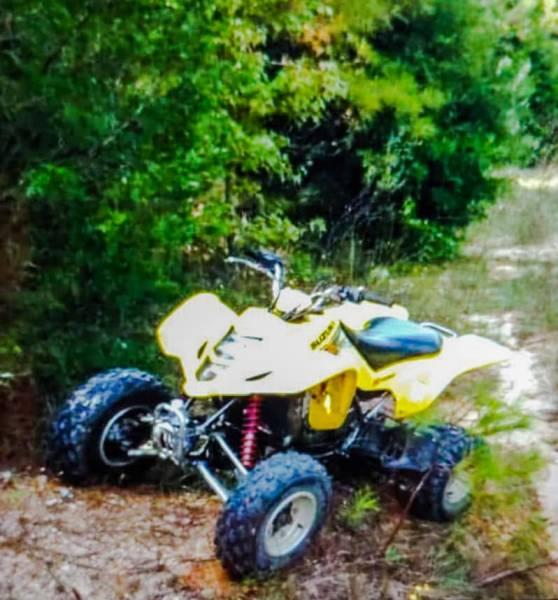 HCSO SEEKING STOLEN ATV