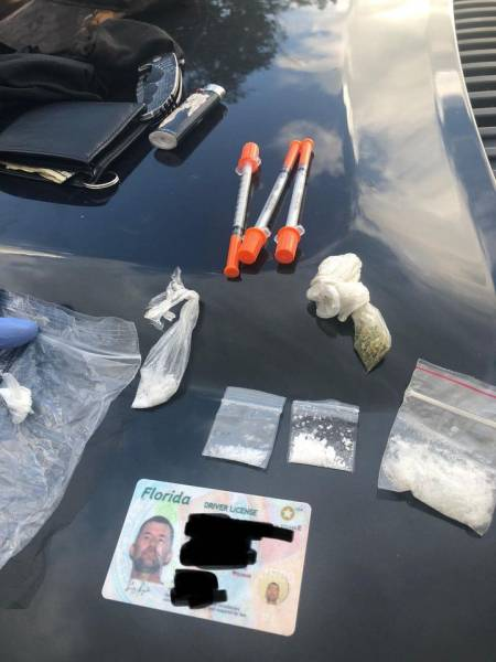BONIFAY MAN CHARGED WITH COCAINE AND METH POSSESSION