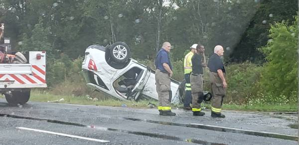 UPDATED @ 3:45 PM. With scene photos:   Major Vehicle Crash on US 231 S.