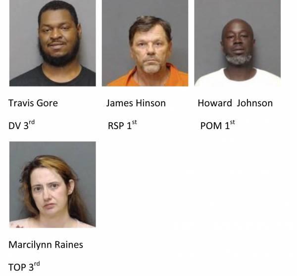 Houston County / Dothan City Mugshots 11/11/2020