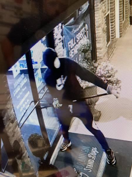 Brannon Stand Drugs Burglary