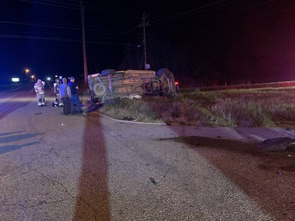 11:06 PM   Two Vehicle Accident Highway 231 North and Dale County Road 10
