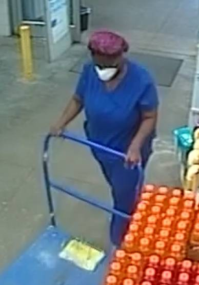 Dothan Police need you Help Identifying Person's