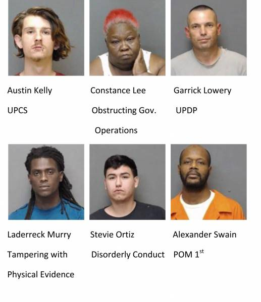 Houston County / Dothan City Mugshots 11/16/2020