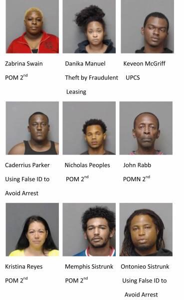 Houston County / Dothan City Mugshots 11/18/2020
