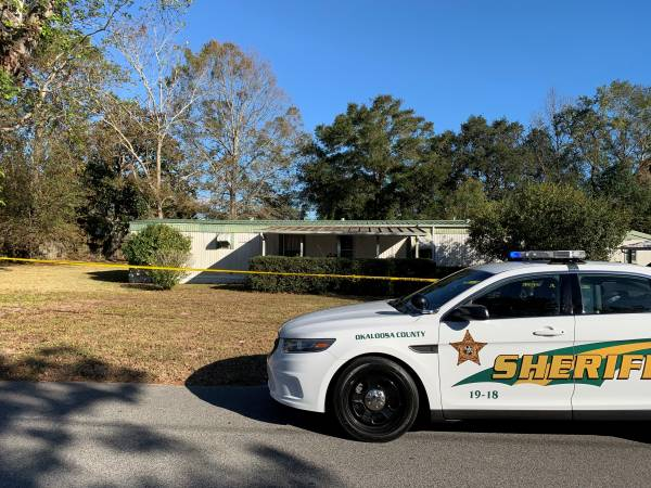 OCSO Investigating Shooting Death in Florosa