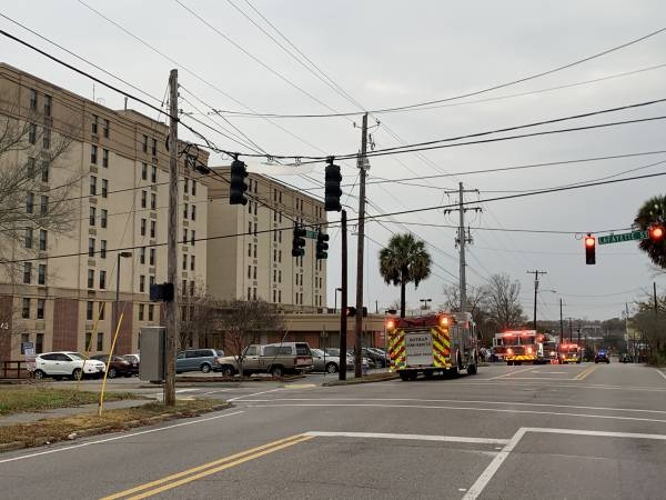 4:21 PM    Fire Alarm - Vaughn Towers - Causes Multi Dothan Fire Company  Response