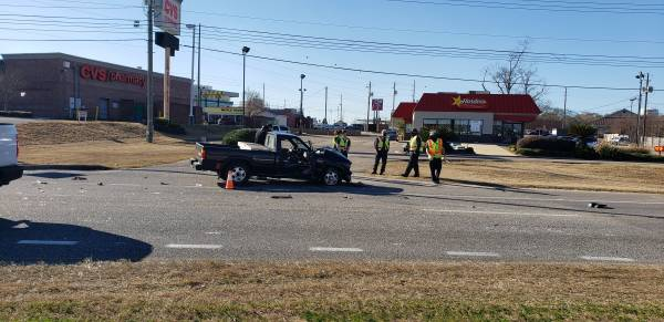 2:14 PM.. Motor Vehicle Accident in the 1000 Block of the Circle