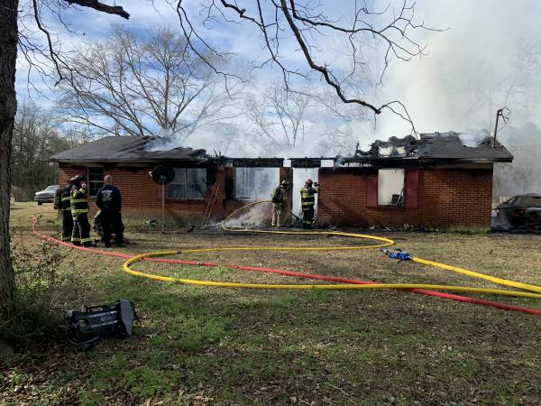 UPDATED @ 11:32 AM    10:42 AM   Slocomb Structure Fire