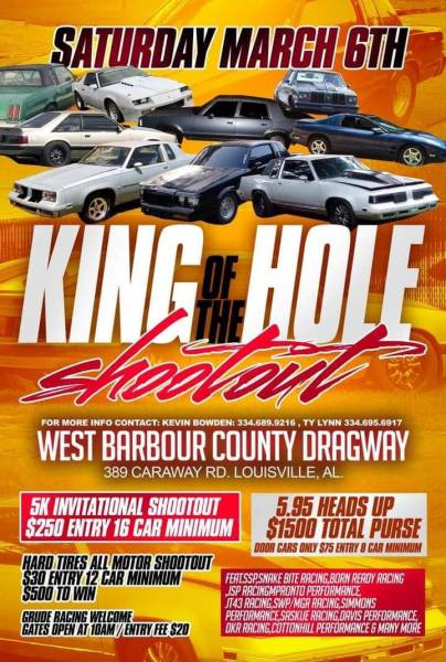 West Barbour County Dragway
