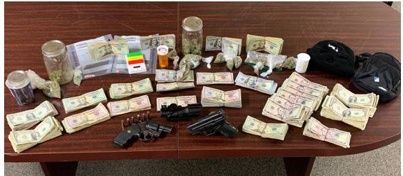 Jackson County Sheriff Made Drug Arrest