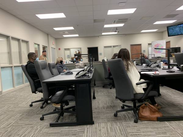 Emergency Management Host To Local Mayors and Town Clerks