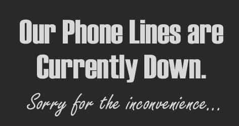 Eufaula Phones Lines are out Service 911 Lines are Still in Service