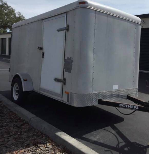 Marianna Police Seeking Information in Refernce to Trailer Theft