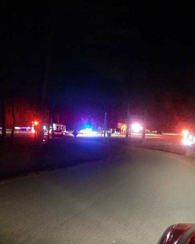 UPDATED @ 8:03 PM   6:53 PM   Serious Motor Vehicle Accident In Ozark