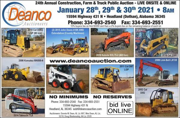Deanco Auction