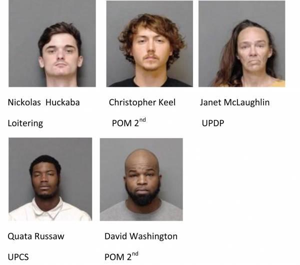 Houston County / Dothan City Mugshots 1/19/2021