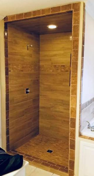 Tired of your old shower?