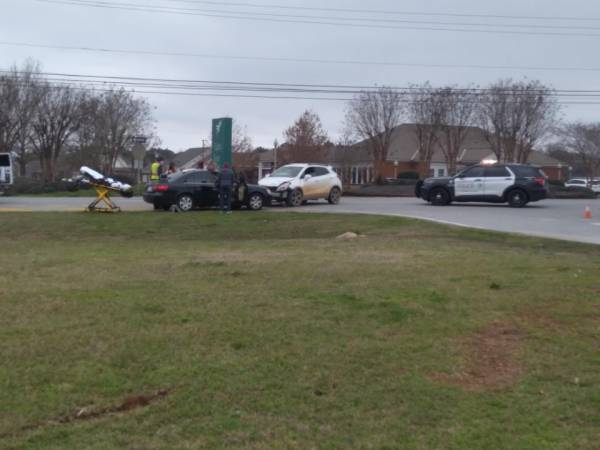9:34 AM... Motor Vehicle Accident in the 4300 Block of West Main