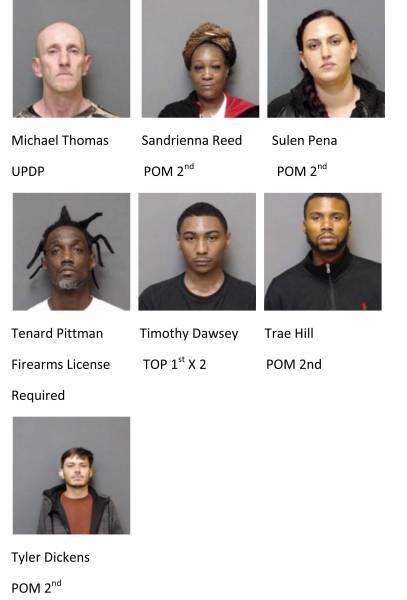 Houston County / Dothan City Mugshots 2/16/2021