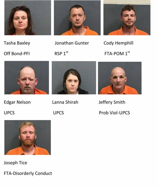 Dothan City/Houston County Mugshots 2/17/2021