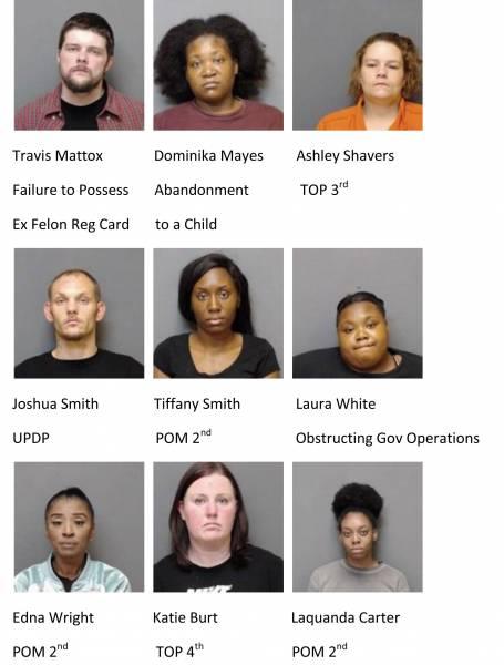 Houston County/Dothan City Weekend Mugshots 2/19/2021-2/21/2021